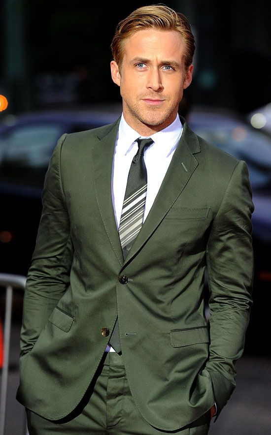 Stylist Ryan Gosling Crazy Stupid Love