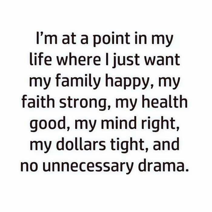 No Drama Quotes And Sayings