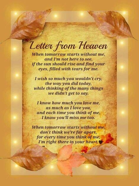 Funny Letter Heaven