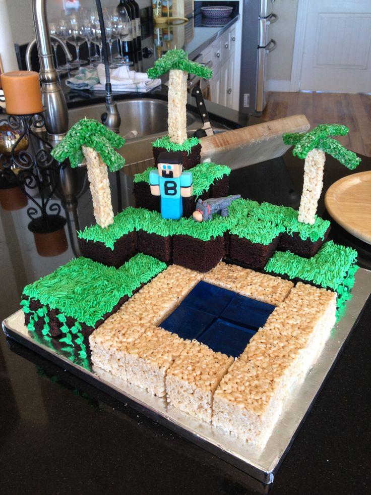68 Best Images About Daniel S Minecraft Birthday On