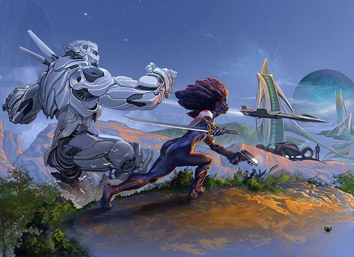 Deviantart Warrior Prince African