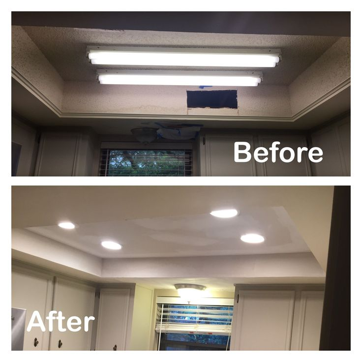 Replacing Can Lights Pendant Lights