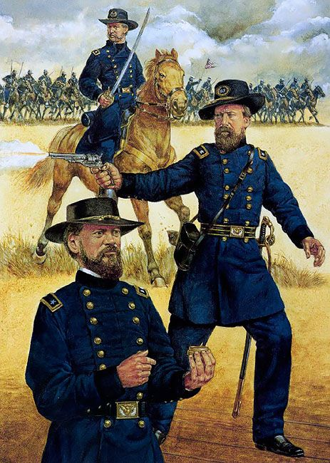 Us Cavalry Uniforms Indian Wars