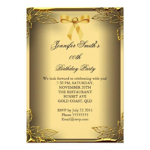 Cheap Personalised Invitations