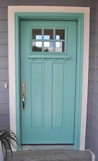 Spring Mint Paint Color