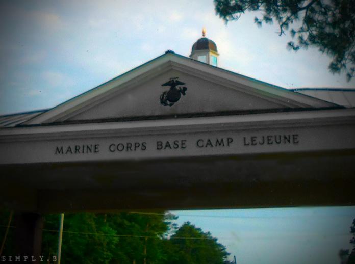 Map Usmc Bases North Carolina