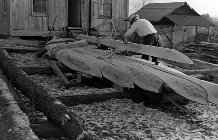 Chesapeake Bay Log Canoe
