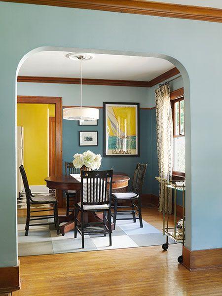 Craftsman Exterior Color Schemes
