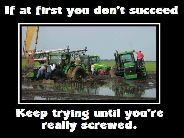 Keep Calm And Be Farmer