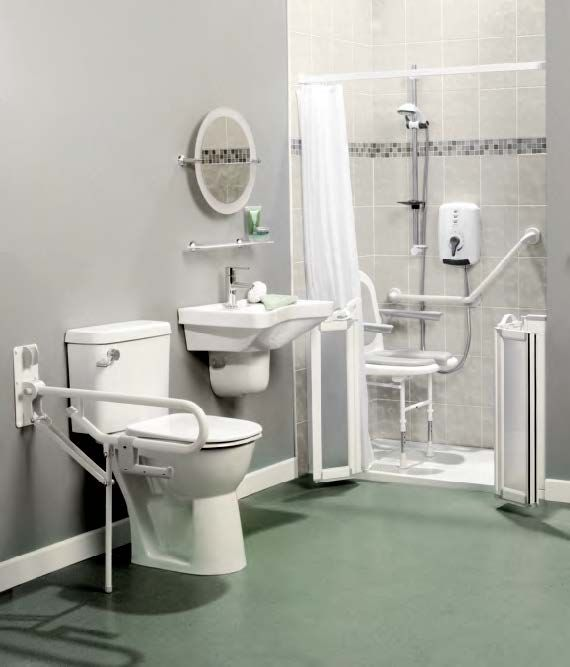 Bathroom Accessories Handicapped People
