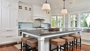 Extra Large Island Kitchen ISLAND RE DO!!! No More
