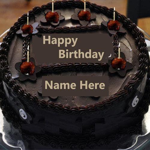 Happy Birthday Cake Bhaiya