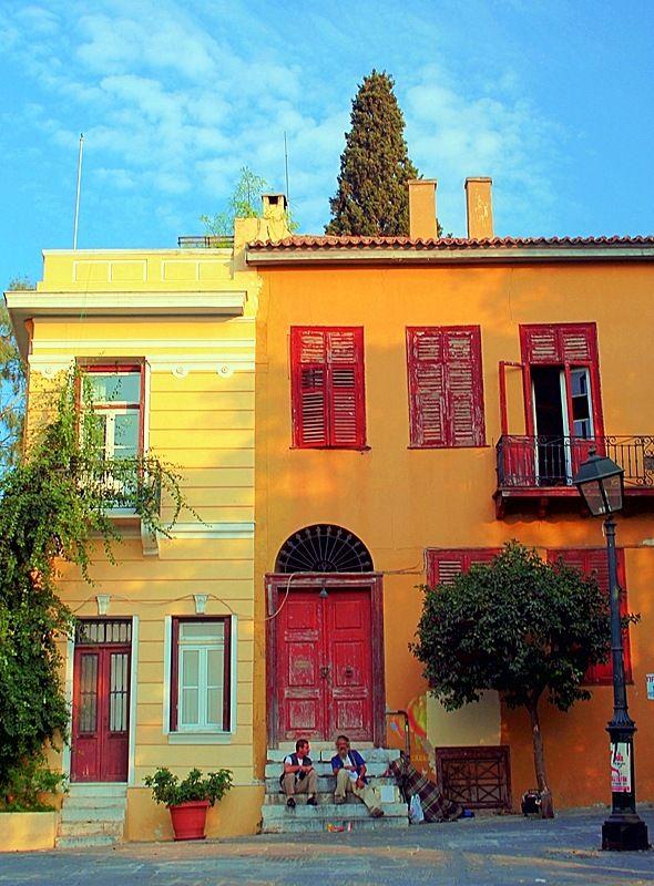 Make My Trip Greece Honeymoon