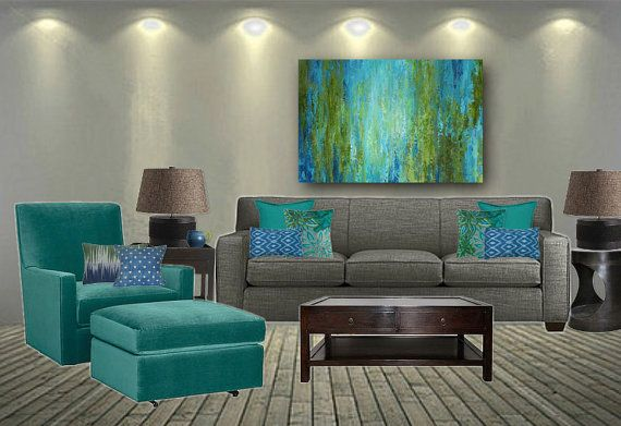 Art Large Living Pictures Room Wall