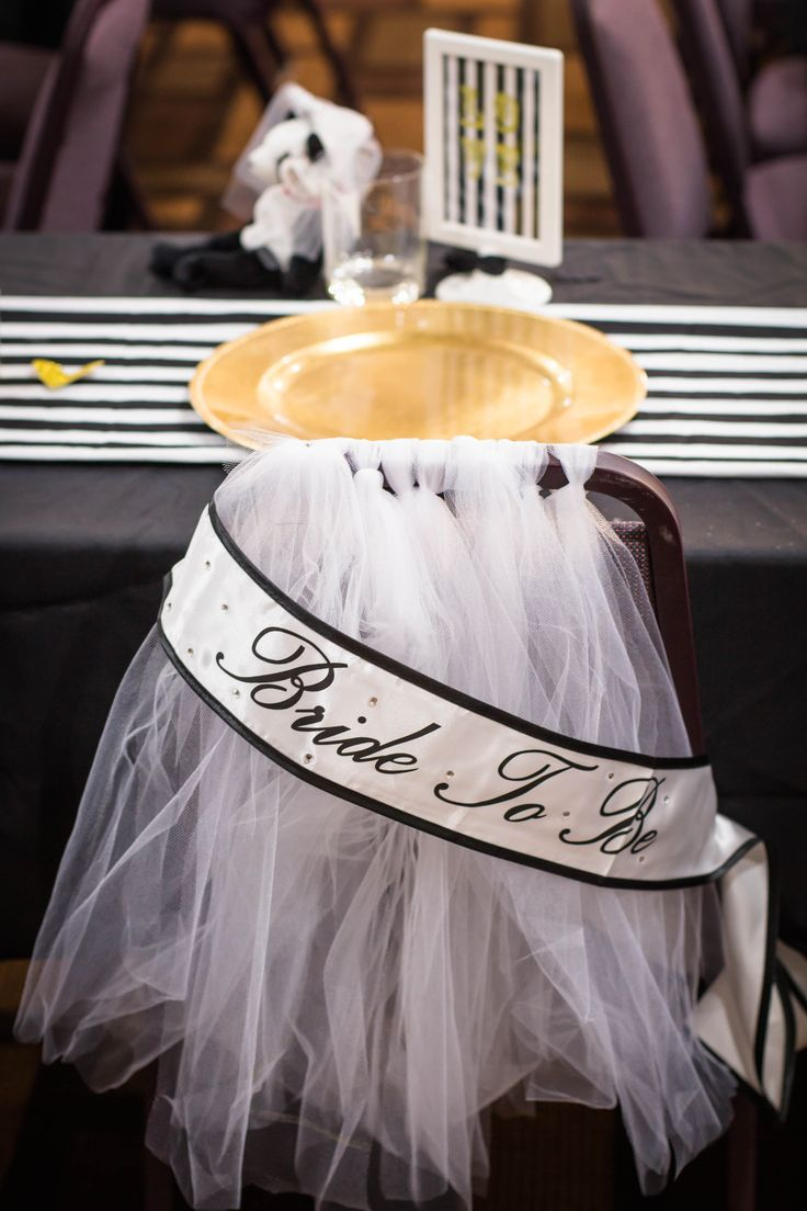 Bridal Shower 3rd Wedding