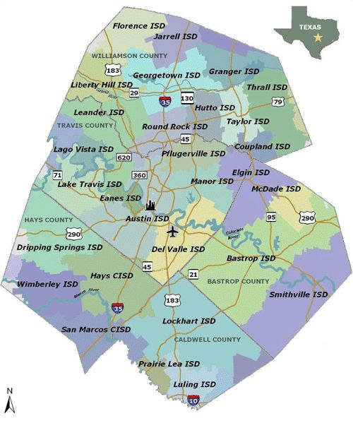 District Texas Eastern