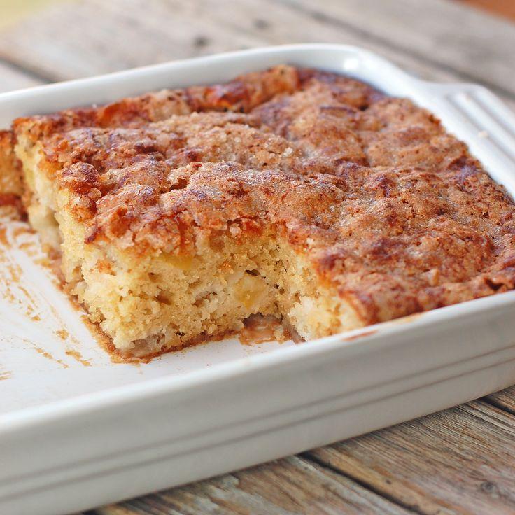 Easy Applesauce Cake Scratch