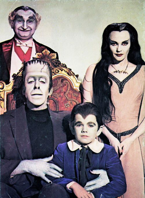 Shows Tv 60s Munsters