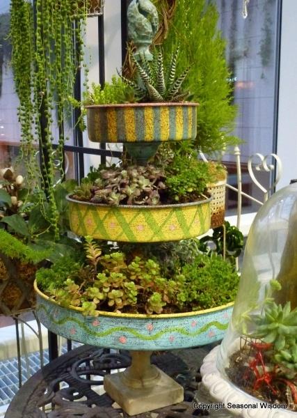 Plastic Lining Gardens
