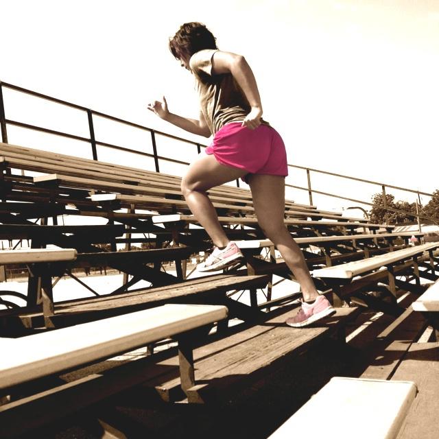 Stairs Pic Running Fitness