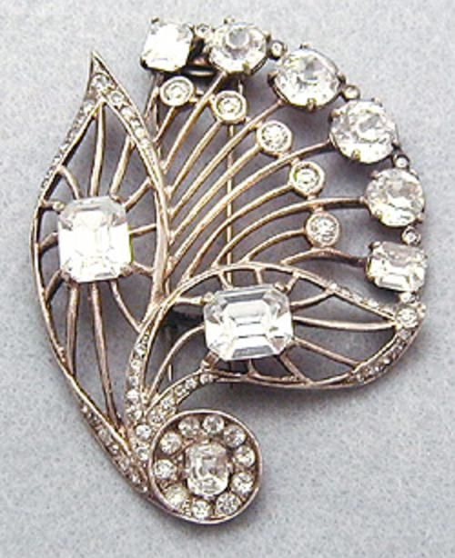 Eisenberg Vintage Costume Jewelry Marks