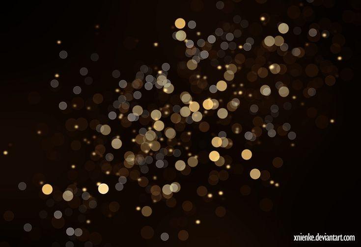 Tumblr Gold Glitter Pattern
