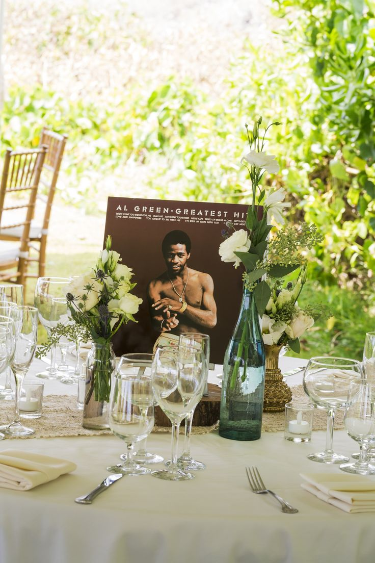 Small Wedding Table Decorations