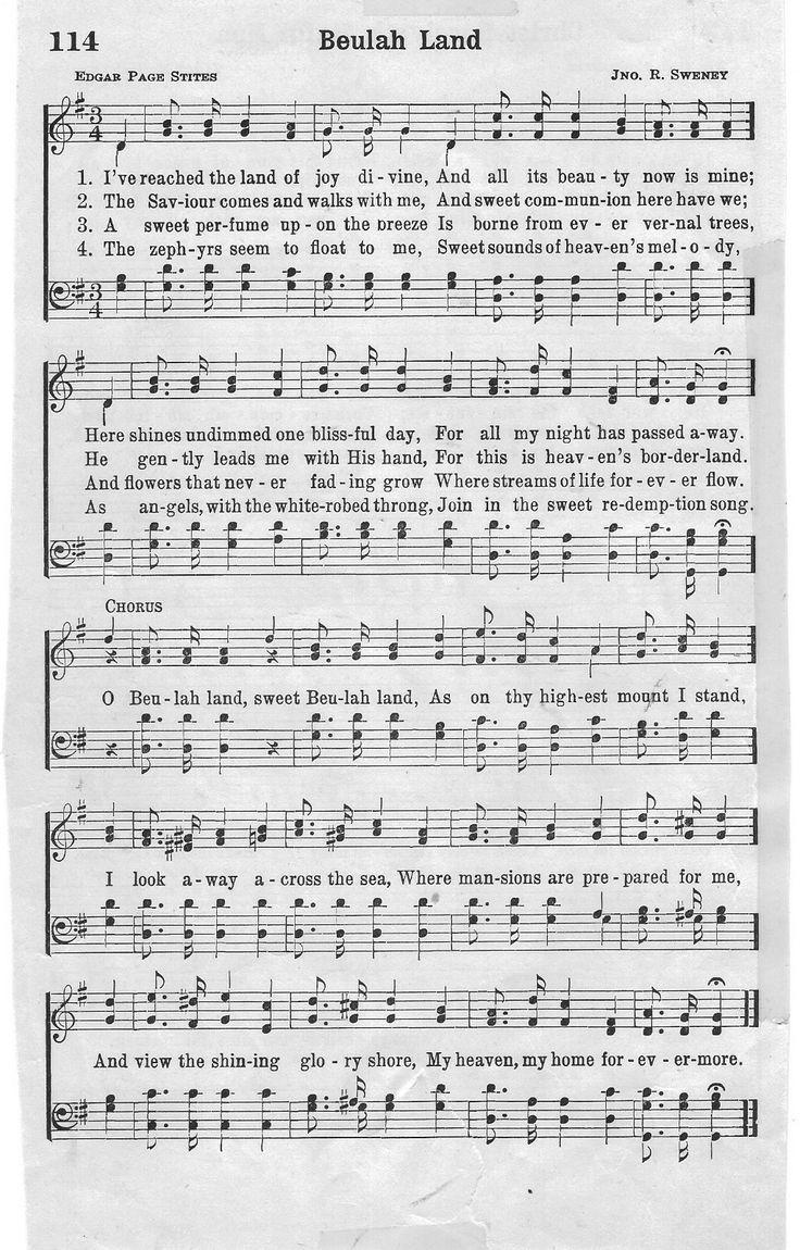 Yes Jesus Loves Me Sheet Music