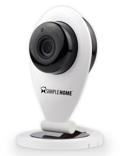 Simple Home Security Systems Camera
