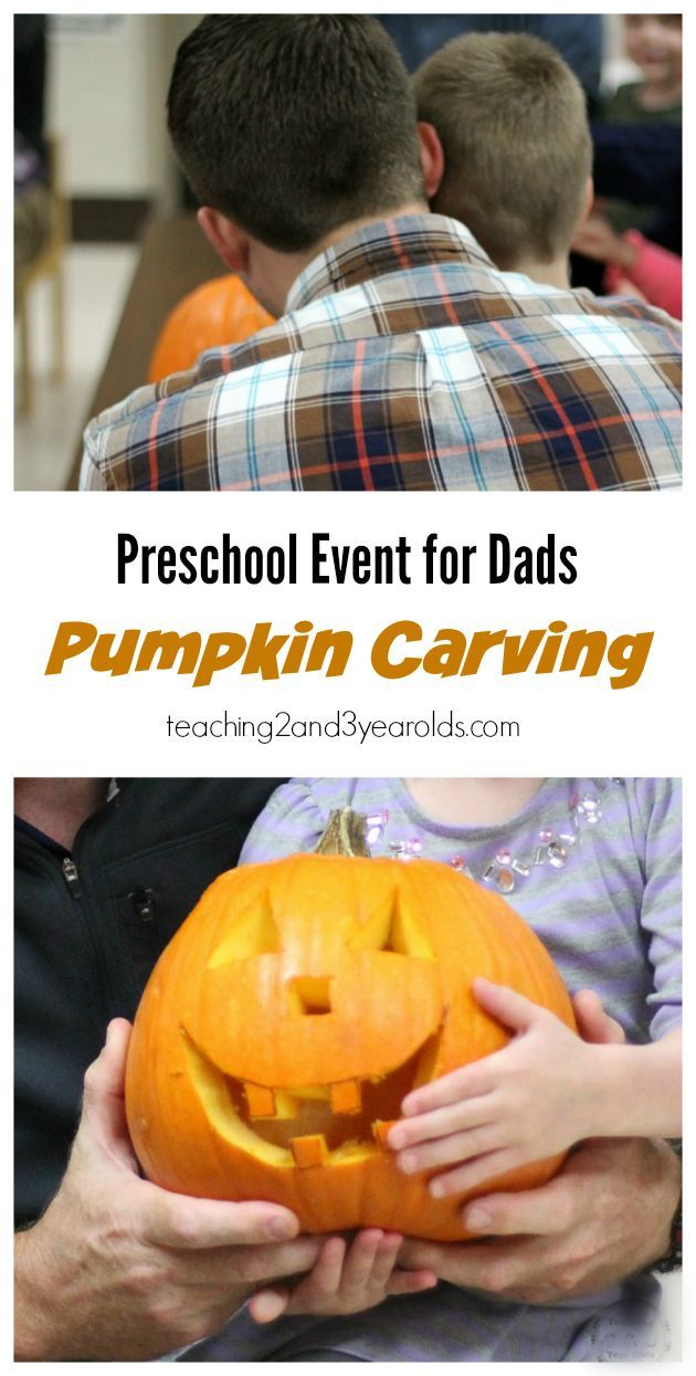 Person Pattern Pumpkin Preschool