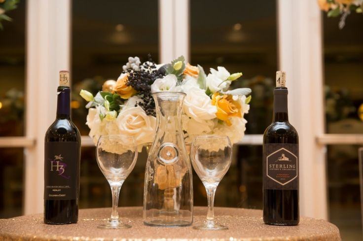 Unity Unique Ideas Ceremony Wine