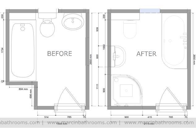 Bathroom Floor Plan Designer
