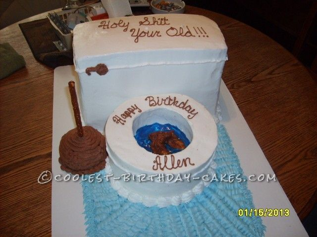 Easy Birthday Cakes Adults