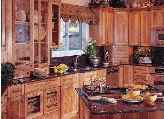 Small Country Kitchen Design Ideas