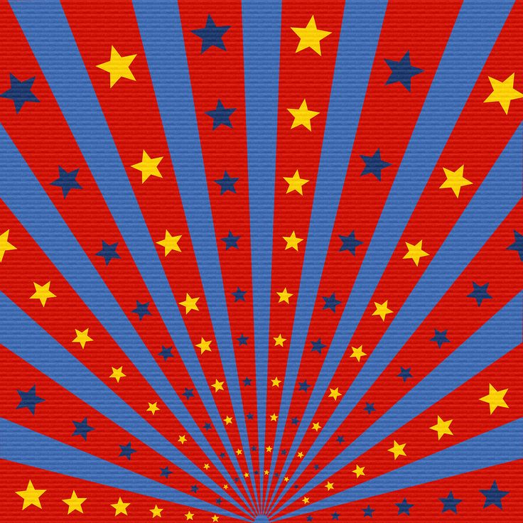 Circus Theme Background