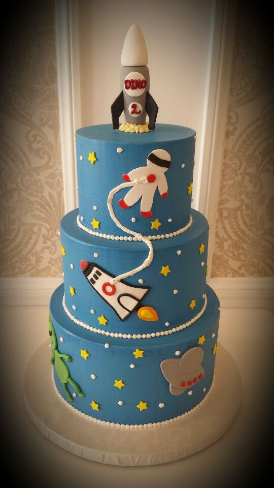 1000 Images About Space Fondant Cake On Pinterest
