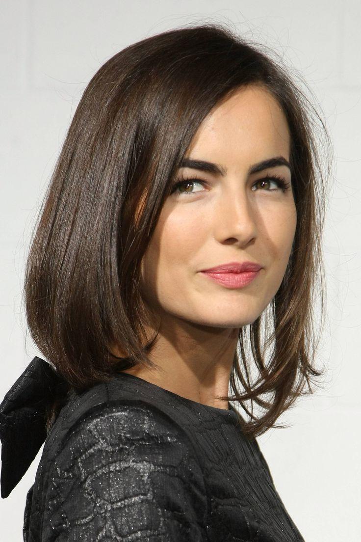 Keira Knightley Neutral Brown Hair
