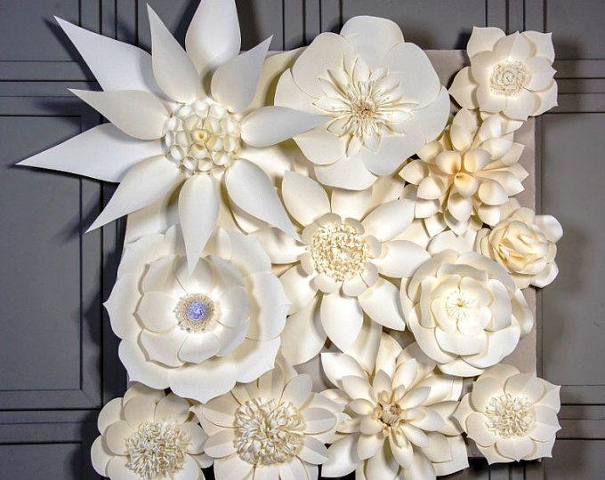 Hobby Lobby Large Paper Flowers