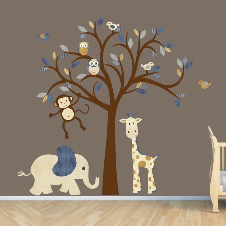 Safari Themed Wall Decor