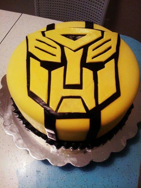 Transformer Birthday Cakes Rescue Bots