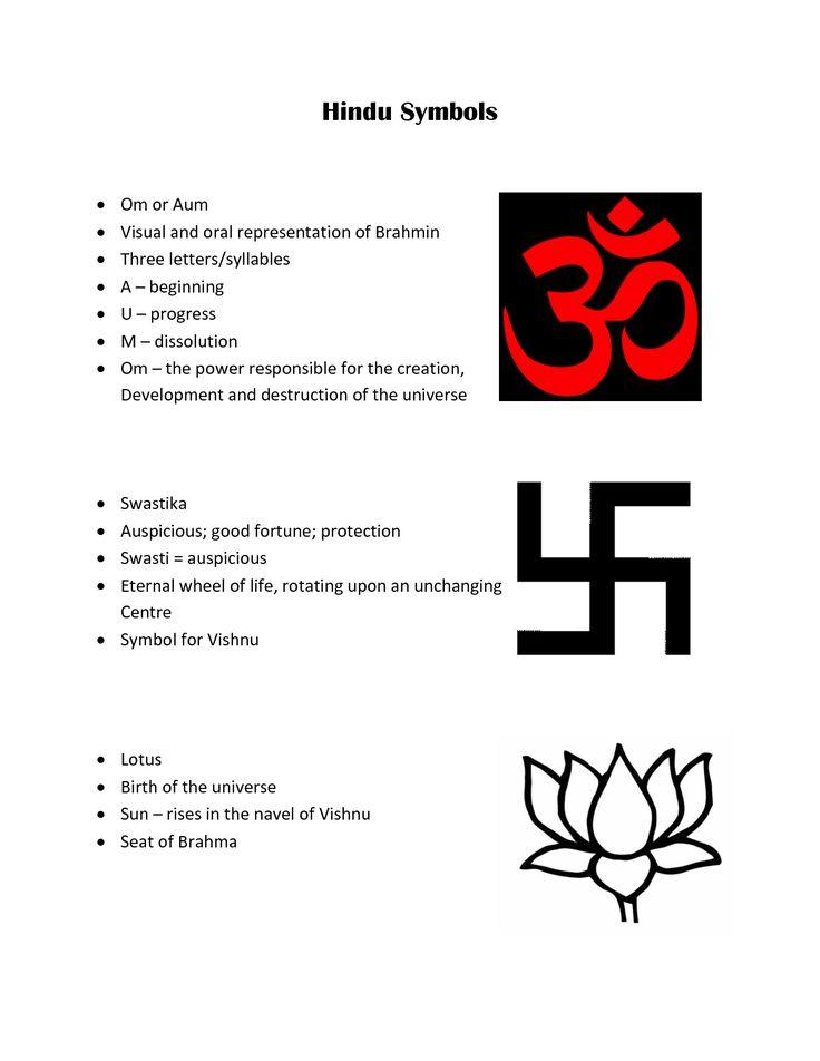25+ Best Ideas about Hindu Symbols on Pinterest ...
