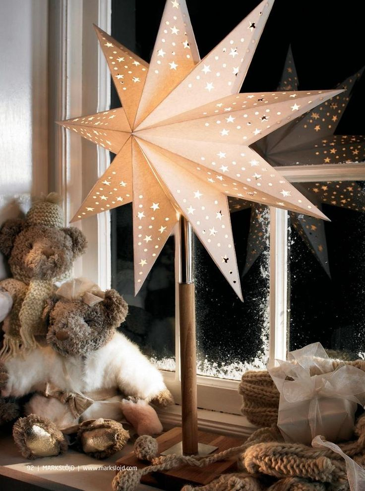 Battery Operated Star Lights