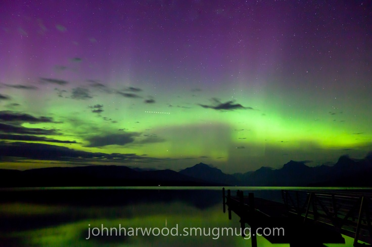 Best Place See Northern Lights Montana