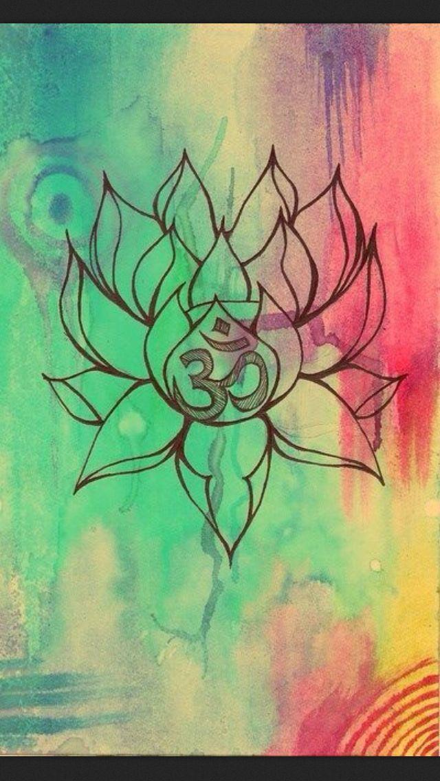 Namaste #Lotus #Om | Art & Photography | Pinterest ...