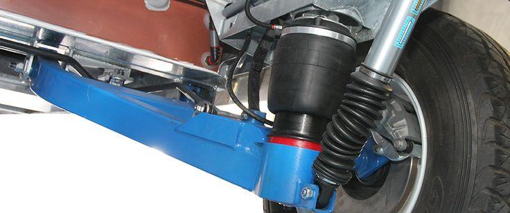 Ride Catalog Technologies Suspension Air
