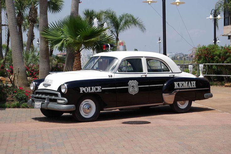 1952 Chevy Styleline Deluxe Sedan