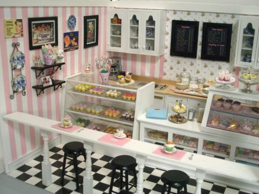 201 Best Images About Cupcake Shop Inspirations On