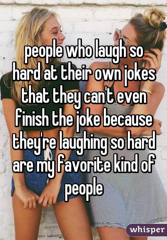 Laughing So Hard Jokes