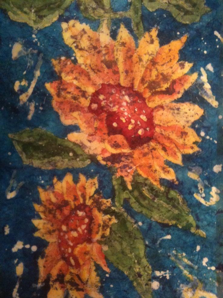 Watercolors Magnolias