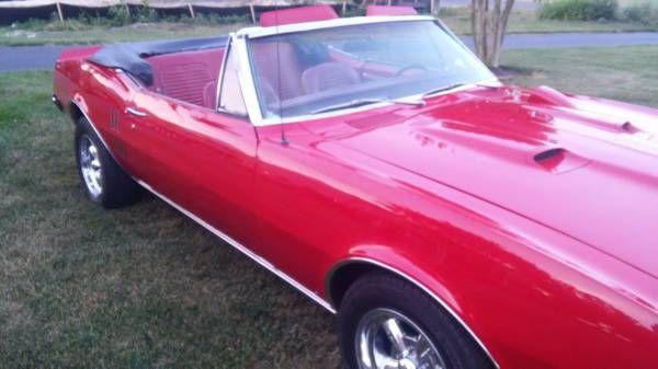 Used Classic Car For Sale In Dagsboro Delaware 1967